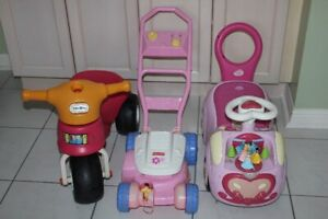 RIDE ON LITTLE TIKES FISHER PRICE
