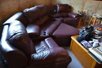 Threatre couch set electric