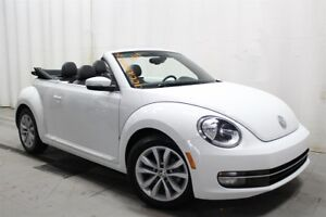 2015 Volkswagen The Beetle Convertible Trendline plus 1.8T 6sp a