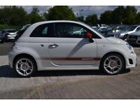 2011 Abarth 500 1.4 T Jet 2dr Auto 2 door Convertible
