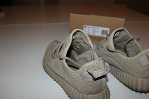 Authentic Adidas Yeezy 350 Boost Oxford Tan