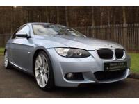2009 M BMW 3 SERIES 3.0 330D M SPORT 2D 242 BHP DIESEL