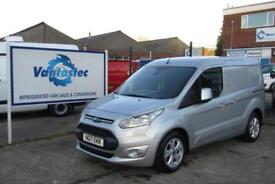 Ford Transit Connect 1.5TDCi 120PS L1 Limited