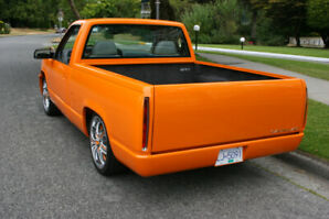 1991 Chevrolet short box pickup