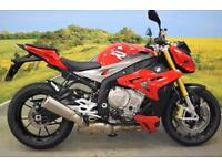 BMW S1000R 2015**1515 MILES, ABS, TRACTION CONTROL, CRUISE CONTROL**