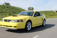 2002 Ford Mustang Coupé (2 portes)