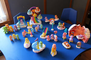 large Carebear lot