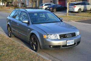 Audi A4 Quattro B6 / Avant / Wagon 2003 - For Sale