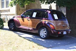 2003 Chrysler PT Cruiser Classic Wagon - GREAT WINTER CAR