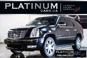 2011 Cadillac Escalade LUXURY/ AWD/ NAVIGATION/ 7 PASSENGER / RE