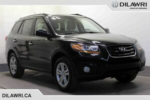 2011 Hyundai Santa Fe Ltd 3.5L w Navi V6 at