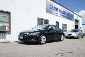 2010 HONDA ACCORD COUPE EX-L, LOW KMS, VERY CLEAN NO ACC! $12999