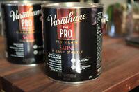 Vernis a plancher a base d'huile (2) 3,78l