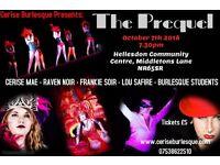 Burlesque & Cabaret Evening