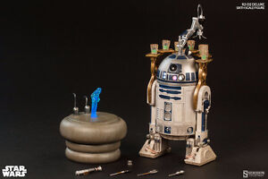Sideshow Collectibles 1/6 C3PO and R2-D2 Deluxe Figure