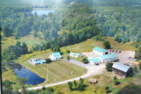HOBBY FARM ON 476 ACRES