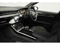 2021 Audi A8 DIESEL SALOON 50 TDI Quattro Black Edition 4dr Tiptronic Saloon Die