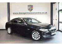 2011 11 BMW 5 SERIES 2.0 520D SE 4DR 181 BHP DIESEL