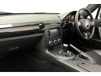 2014 Mazda MX-5 Roadster Coupe Sport Tech Petrol white Manual
