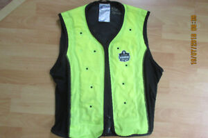 BEAT THE HEAT WITH A COOLING VEST