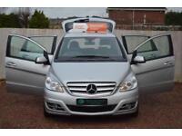 2011 11 MERCEDES-BENZ B CLASS 1.5 B160 SPORT 5D AUTO 95 BHP