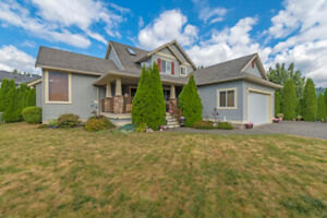 JUST SOLD: GREAT FAMILY LOCATION - AGASSIZ
