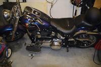 Magnifique Fat Boy Harley-Davidson