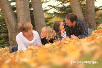 Fall Family Fotos by Friesen Fotography from $100