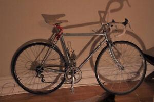 Beautiful Vintage Bianchi Bicycle with Awesome Brooks Saddle