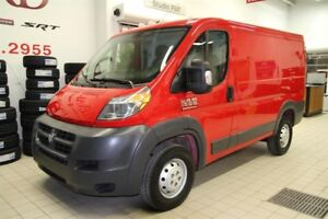 Ram ProMaster 1500 LOW ROOF DIESEL CAMERA BLUETOOTH HITCH 2016