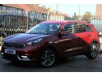 2019 Kia Niro 1.6h GDi 3 DCT (s/s) 5dr ( 16in Alloy) SUV Petrol/Electric Hybrid