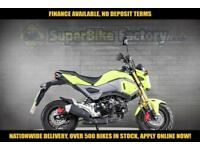 2017 17 HONDA MSX 125CC- NATIONWIDE DELIVERY AVAILABLE
