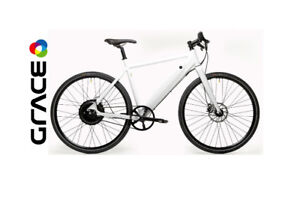 eBike Grace Easy e-bike + studded winter tire