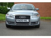 2005 Audi A4 2.0 TdI long mot drive like new