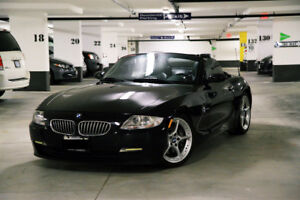 2006 BMW Z4 3.0 si Premium & Sport Package Convertible