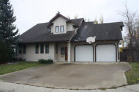 Spacious Family Home For Sale in Melfort