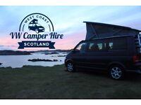Vw Campervan Holiday NC500