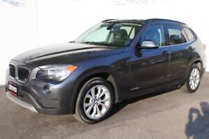 2014 BMW X1 xDrive 28i PREMIUM PACKAGE Pano ROOF BACK SENSER