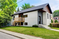 Maison neuve proche de l'eau à vendre Chomedey Laval