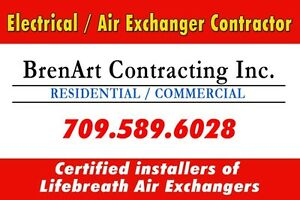 Electrical / ventilation