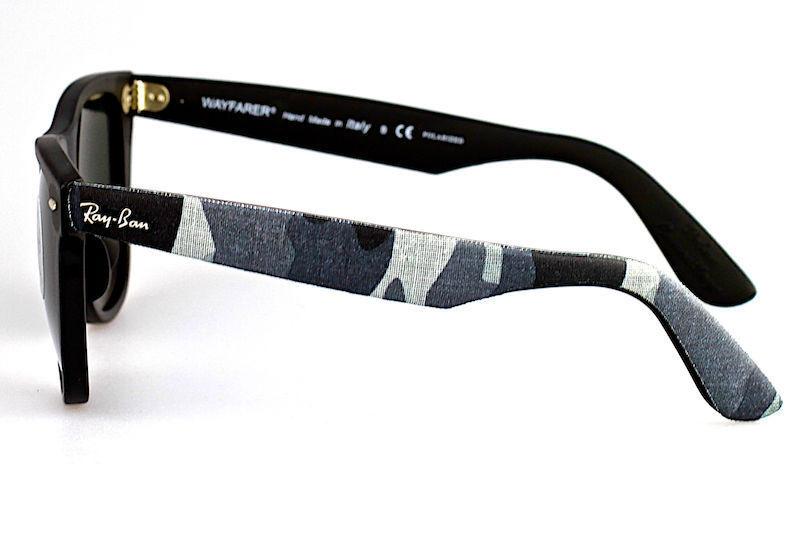 oakley gascan black iridium polarized lenses  polarized wayfarer rb2140f