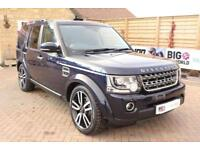 2016 LAND ROVER DISCOVERY 3.0 SDV6 COMMERCIAL SE 255 BHP PICK UP DIESEL