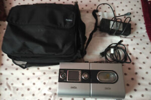 ResMed S9 Escape CPAP Machine with EPR and H5i Heated Humidifier