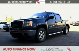 2010 GMC Sierra 1500 SLE Crew Cab 4WD CHEAP PAYMENTS REDUCED