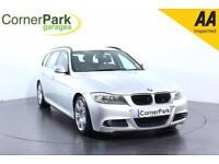 2010 BMW 3 SERIES 320D M SPORT TOURING ESTATE DIESEL