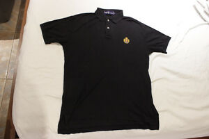 Early Vintage POLO Ralph Lauren Crest Short Sleeve - Small