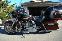 $21,600 REDUCED 3rd TIME 2011 HARLEY ULTRA LIMITED