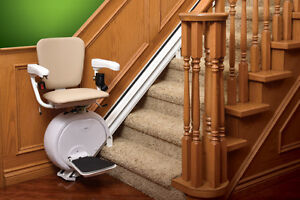 SALE! STRAIGHT STAIR LIFT! MARCH MADNESS SALE!