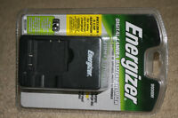 Energizer universal camera battery charger for Sony ( new )