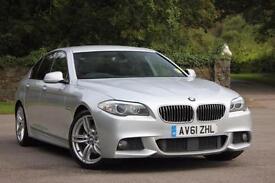 2012 BMW 5 SERIES 520D M SPORT SALOON DIESEL